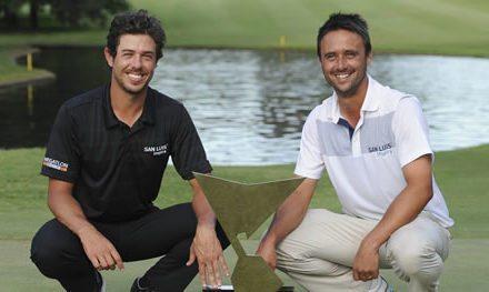 Mejor imposible 1ra edición de America's Golf Cup