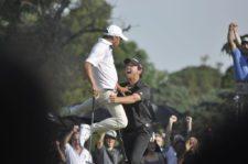 Domínguez & Echenique (cortesía Fairway.com.ar Gustavo Álvarez)