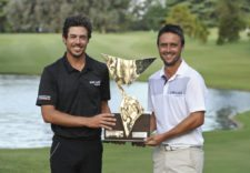 Ganadores Americas Golf Cup (cortesía Enrique Berardi / PGA LA)