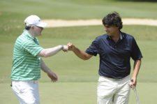 Gustavo Acosta & Nelson Ledesma - Argentina (cortesía Enrique Berardi / PGA LA)
