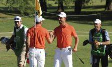 Julian Etulain & Alan Wagner - Argentina (cortesía Enrique Berardi / PGA LA)