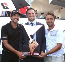 Premios (cortesía Enrique Berardi / PGA LA)