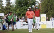 Roberto Díz y Mauricio Azcué - México (cortesía Enrique Berardi / PGA LA)