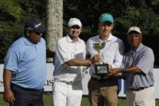 Meneghini se lleva la Copa Ramón Muñoz con -9
