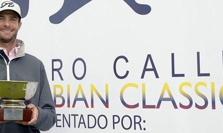 Nicholas Linheim triunfa en el Arturo Calle Colombian Classic