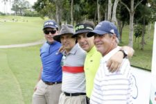 Ivan Castillo, Hugo Azpurua, Eduardo Kad-Bay y Gonzalo Parra