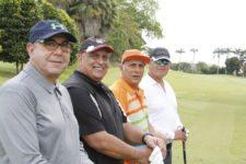 Pepe Benatar, Federico Mayorca, Giuseppe Palumbo y Alfredo Rodríguez