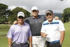 Laureano Vallenilla, Sergio Ceppi y Alejandro Perazzo