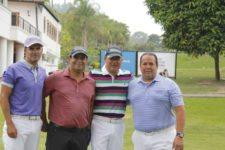 Raúl Alejandro, Juan Carlos Aurrecoechea, jose Antonio guerrero y Juan Carlos Ferrero