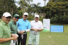 Luis Guillen, Aldo Vicari, Carlos Fotique y Alejo Fortique
