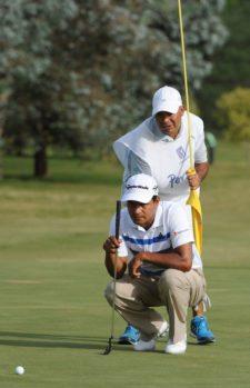 Fabián Gómez (Argentina) / Gentileza Enrique Berardi - PGA TOUR