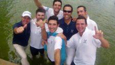 Alejandro Tosti, Jaime López Rivarola, Matías Simaski, Germán Tagle y Santiago Bauni ganaron la Copa Los Andes y obtuvieron el trigésimo sexto triunfo en el historial. Villa Allende festejó con ellos
