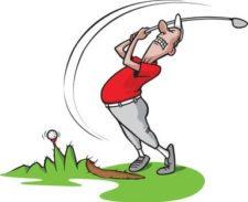 En el golf como en la vida, La derrota como oportunidad (cortesía matthewdicks.com)