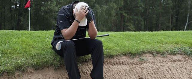 En el golf como en la vida: La derrota como oportunidad