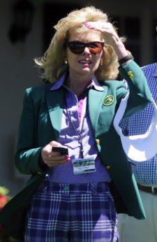 Darla Moore (cortesía www.augusta.com)