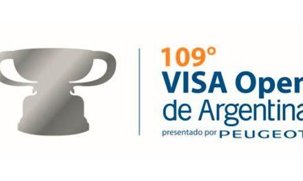 Se realizó la presentación del 109° VISA Open de Argentina presentado por Peugeot