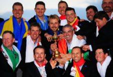 Lección de la Ryder Cup 2014 (cortesía Jamie Squire / Getty Images Sport)