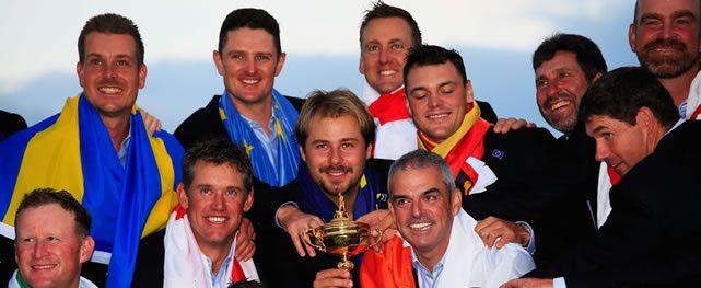 Lección de la Ryder Cup 2014