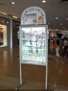 Sambil con 56 Granos de Oro, celebrando ahora el 56º Aniversario de Constructora Sambil