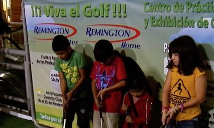 Video: Putting Green XI Abierto Sambil