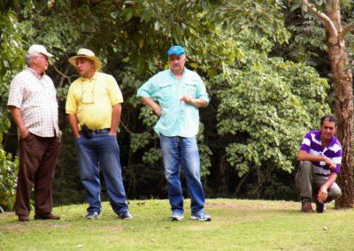 XI Abierto Sambil, jornada inicial clasificatoria