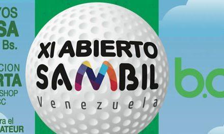 XI Abierto Sambil Inscripciones