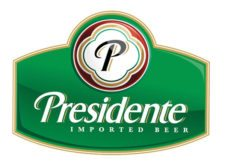 Presidente Imported Beer