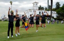 Colombia Damas Campeonas Copa Los Andes