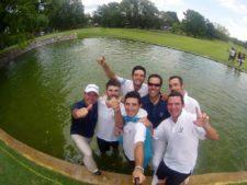 Selfie Argentina Cab. Copa Los Andes