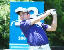 Alejandro Tosti (aficionado, Argentina) - Gentileza Enrique Berardi/PGA TOUR