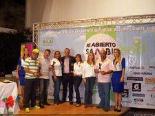 1er Lugar ProAm Copa BBVA Provincial Nito Castro y Equipo