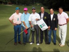 Diego Larrazábal, Edo. Pérez Paris, Freddy Cohen, Carlos Soucy y Alberto Di Lorenzo
