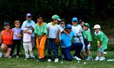 ProAm de Menores: Drive, Chip & Putt (cortesía Alejandra Pinto de AiPilates)