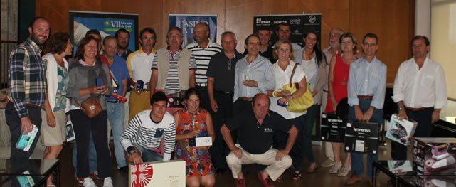 El Circuito Cenor – Camino de Santiago se celebra por primera vez en el Club de Golf de Montealegre