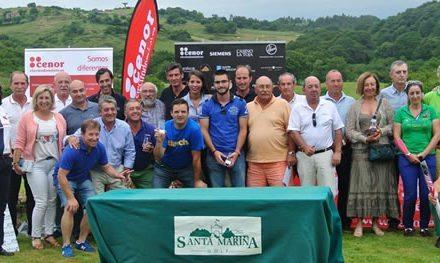 El circuito de Golf Cenor – Camino de Santiago llega a Cantabria en su séptima edición