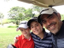 Ramón, Francisco y Federico Silva