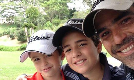 """""""El golf les generó disciplina y responsabilidad…"""""""