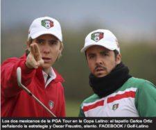Carlos Ortiz y Óscar Fraustro