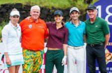 Golfista, Ejecutiva y Bella (cortesía sport-asia.com)