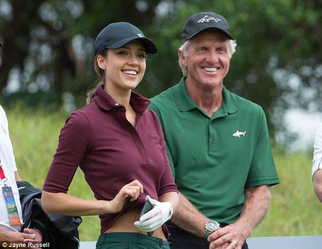 Golfista, Ejecutiva y Bella (cortesía Dailymail.co.uk / Jayne Russel)