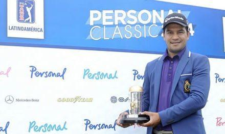 Gómez defiende el título con autoridad en el Personal Classic