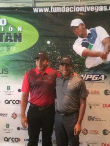 Jhonattan Vegas se presentó a la Prensa capitalina