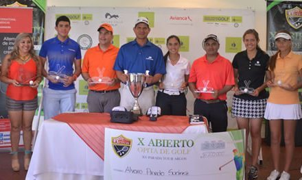 Local gana Tour Argos en Club Campestre Neiva