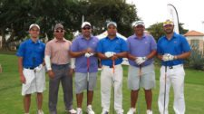 Participante, Nelson Ruíz, Juan Manuel Pérez, Humberto Deir, Ulrich Roner y Eduardo Deir copy