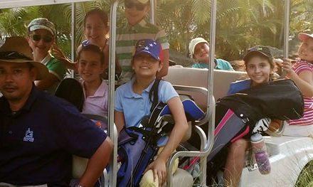 Muy Completo 1er Día Programa P.A.R. en Izcaragua CC