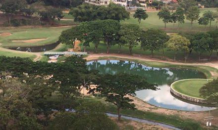 Nuevo hoyo 16 de Guataparo Country Club: cuando la adversidad se convierte en oportunidad