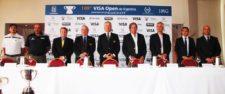 Conferencia de Prensa del 109° VISA Open de Argentina presentado por Peugeot