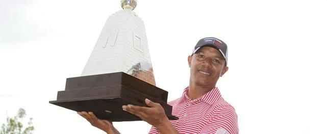 Colombiano Jesús Rivas triunfó en Final de la Serie de Desarrollo