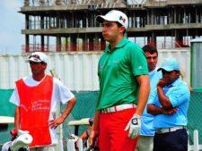 Co-Líder Álvaro Ortiz (Mex/ Hno. PGA TOUR 2015 Carlos Ortiz)