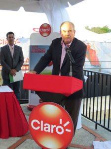 Inauguración del Panamá Claro Championship 2015
